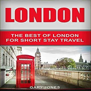 London: The Best of London for Short-Stay Travel cover art