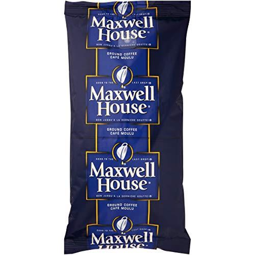 Maxwell House Regular Cafe Roast Coffee (12oz Jars, Pack of 32)