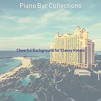 Cheerful Background for Classy Hotels