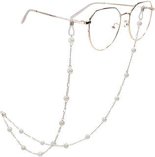 ADDJ Eyeglasses Chains Eyewear Strap Sunglasses Holder Reading Glasses Retainer Lanyard For Women
