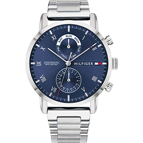 Tommy Hilfiger Herrenuhr Dressed UP Multifunktion 1710401