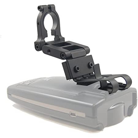 Aluminum Radar Detector Mount for Escort/Bel [Except MAX Series/EZ MAG- Compatible with Most American and Asian Vehicles - Made in USA - Looks OEM,BlendMount BBE-2000R