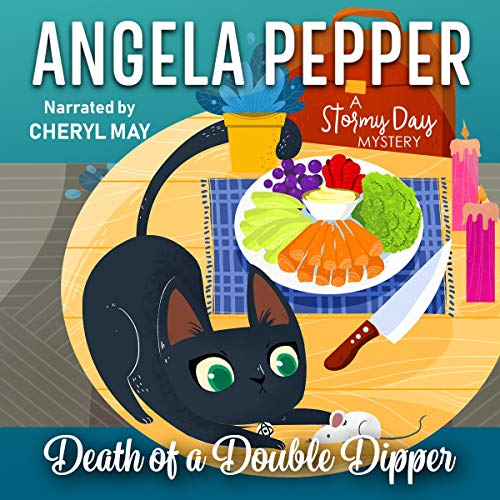 Death of a Double Dipper audiobook cover art