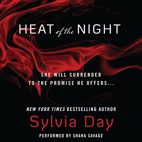 Heat of the Night audiobook cover art