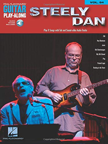 Steely Dan: Guitar Play-Along Volume 84 (Hal Leonard Guitar Play-Along)