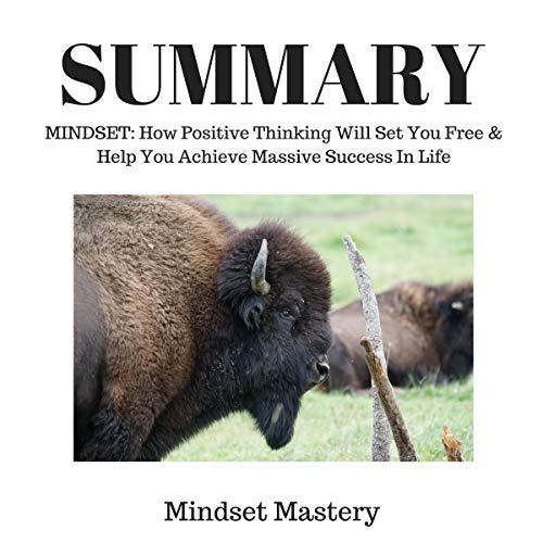 Summary: Mindset audiobook cover art