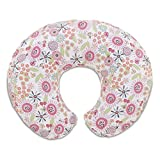 Chicco 08079904390000 Boppy Fodera Cuscino Allattamento, Cotone, 0m+, French Rose