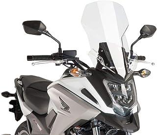 Puig 8910W Tourenscheibe Touring kompatibel fuer HON NC750X 2016  klar VS. Set