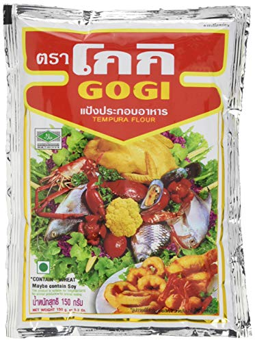Gogi Paniermischung Tempuramehl 150g, 12er Pack (12 x 150 g)