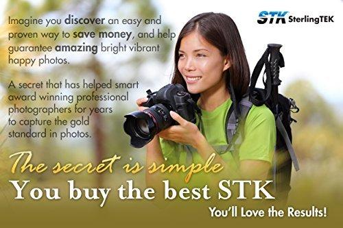 STK EN-EL14 EN-EL14a Charger Compatible with Nikon D3400 D5600 D3500 D3200 D3300 D5300 D5100 D3100 D5500 D3400 D3300 D5300 D5600 D5200 D3200 D3100 D5100 D5500 DF DSLR, Coolpix P7700 P7000 P7800