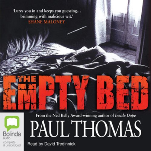 The Empty Bed                   By:                                                                                                                                 Paul Thomas                               Narrated by:                                                                                                                                 David Tredinnick                      Length: 7 hrs and 51 mins     2 ratings     Overall 4.5