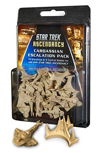 Gale Force Nine ST014 - Star Trek: Ascendancy - Cardassian Ship Pack