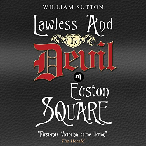 Lawless and the Devil of Euston Square  Audiolibri