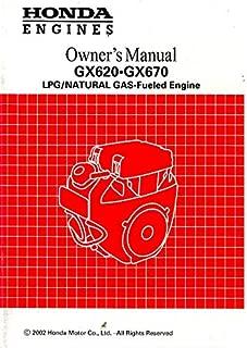 Best honda gx620 manual Reviews