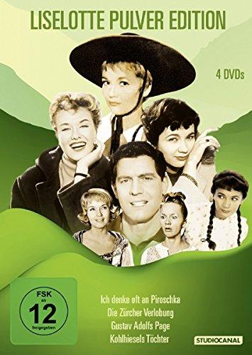 Lieselotte Pulver Edition [4 DVDs]