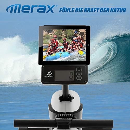 Merax Modell A Rudergerät  Trainingscomputer