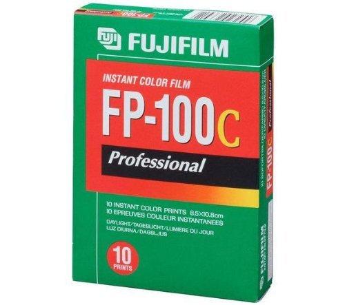 Fujifilm FP-100 C Glossy Sofortbildfilm