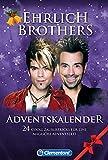 Ehrlich Brothers Adventskalender der Magie, Clementoni-59084 - 5