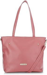Caprese Geena Women's Tote Bag (Mauve)