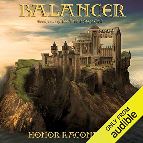 Balancer audiobook cover art