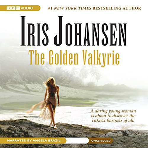 The Golden Valkyrie cover art
