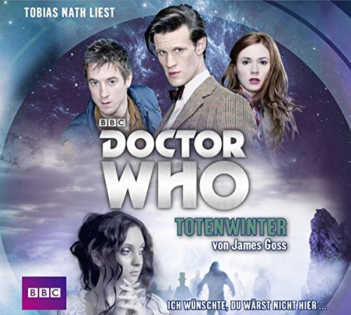 Doctor Who - Totenwinter (Hörbuch)