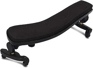 kwmobile Violin Shoulder Rest - Violin Shoulder Pad Adjustable Design Padded for 1/2 Violins - Musical Instrument Accessory for Adults and Students