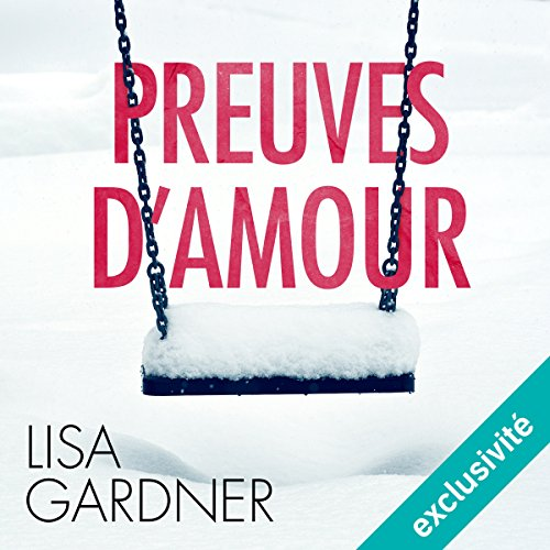 Preuves d'amour (Tessa Leoni 1) audiobook cover art