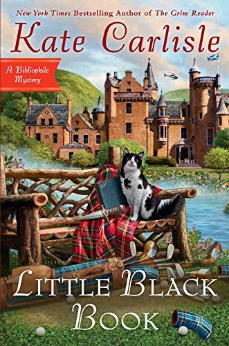 Little Black Book (Bibliophile Mystery 15) by [Kate Carlisle]