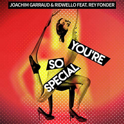 Joachim Garraud & Ridwello feat. Rey Fonder