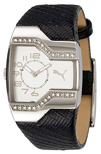 Puma Time Damenarmbanduhr Enticement Silver Stones PU101642003