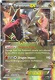Pokemon - Tyrantrum-EX (XY70) - XY Black Star Promos - Holo