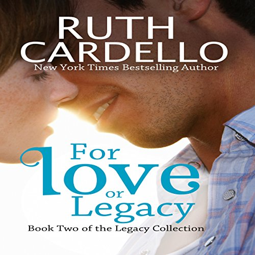 For Love or Legacy audiobook cover art