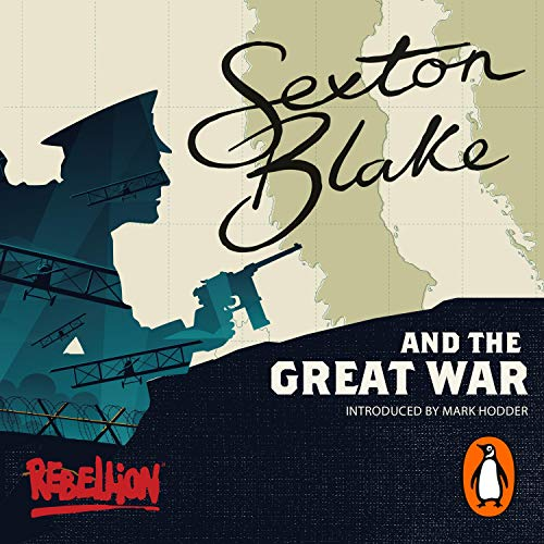 Sexton Blake and the Great War cover art