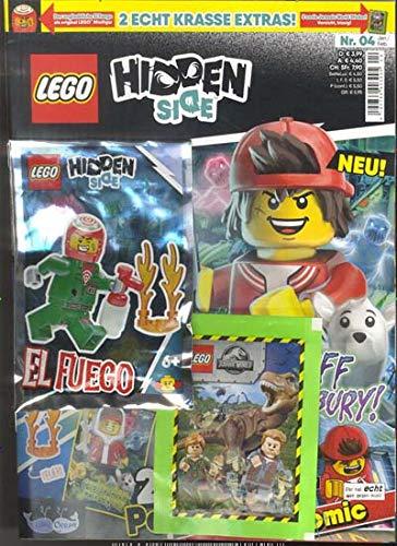LEGO Hidden Side 4/2020 'El Fuego'