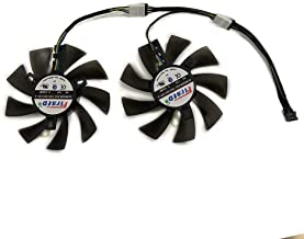 Graphics Card Fans FDC10U12S-C GPU Cooler for XFX RX570-RS rx-570-rs-4gb RX470 RX480 R9 285 390X Video Cards Cooling (90MM...