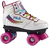 Fila Mujer Vanity White Roller Skate, Mujer, Vanity White, weiß, 34