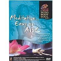 Meditation Easy As ABC [DVD] [Import]