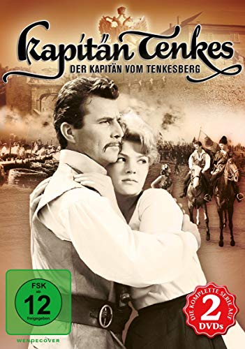 Kapitän Tenkes-Der Kapitän Vom Tenkesberg [Alemania] [DVD]