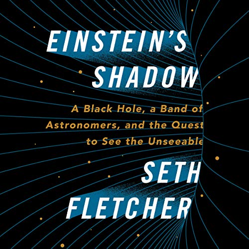 Einstein's Shadow audiobook cover art