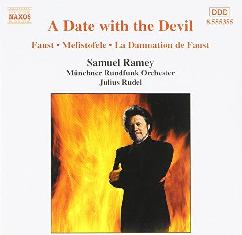 Samuel Ramey - A Date with the Devil (Faust . Mefistofele ....