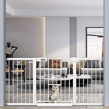 Best gate with cat door 2 Reviews