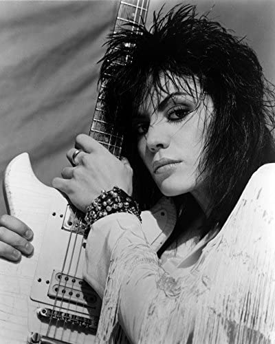 Erthstore Max 86% OFF Joan Jett Wholesale Cool Punk Rock Image Guitar Photog with 8x10