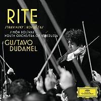 Rite- Stravinsky: Le Sacre du Printemps / Revueltas: La Noche de los Mayas (2010-06-01)