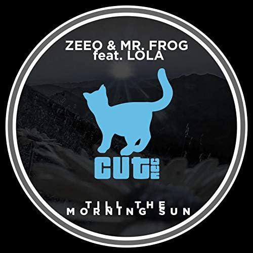 Zeeo & Mr. Frog