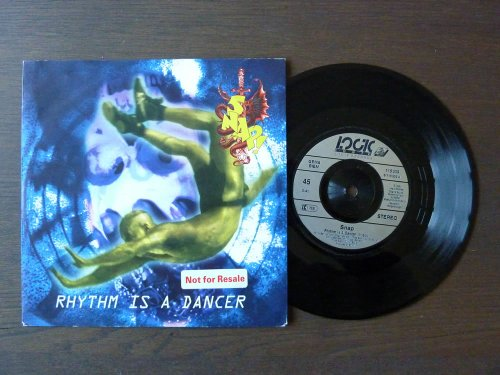 Rhythm Is A Dancer (x2, Incl. Purple Hazed 7'' Edit) [Vinyl Single]