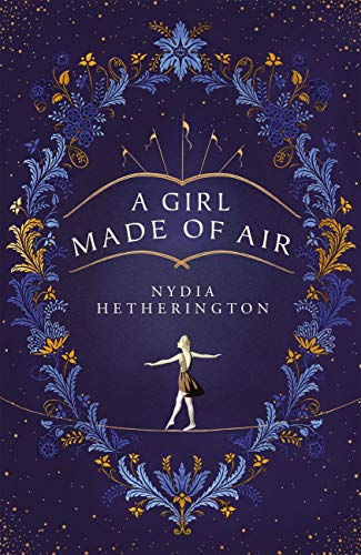 A Girl Made of Air (English Edition) eBook: Hetherington, Nydia ...