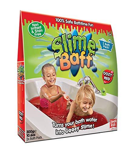 Slime Baff Bad Pulver 300g, rot