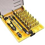 JACKLY JK-6089C 45 à 1 interchangeables Tournevis Tools prÃÂcises pour l'ÃÂlectronique by