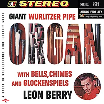 Giant Wurlitzer Pipe Organ with Bells, Chimes and Glockenspiels